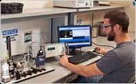 Software de calibración de flujo